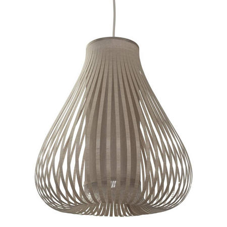 Balloon Hanging Shade Taupe