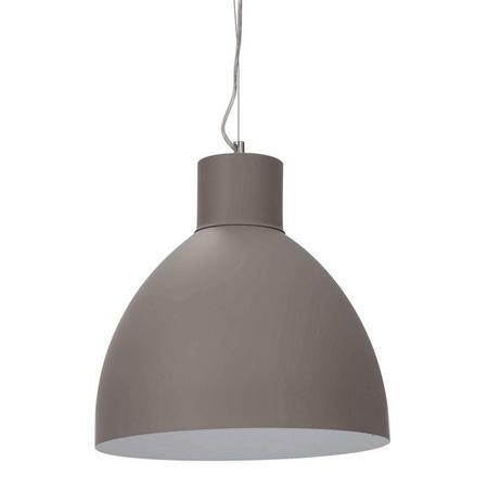 Contrast Pendant Lamp Large Stone
