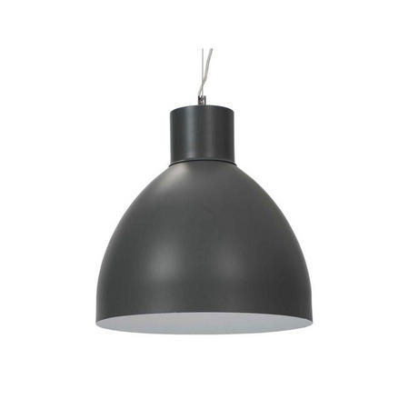 Contrast Pendant Lamp Medium Dark Grey