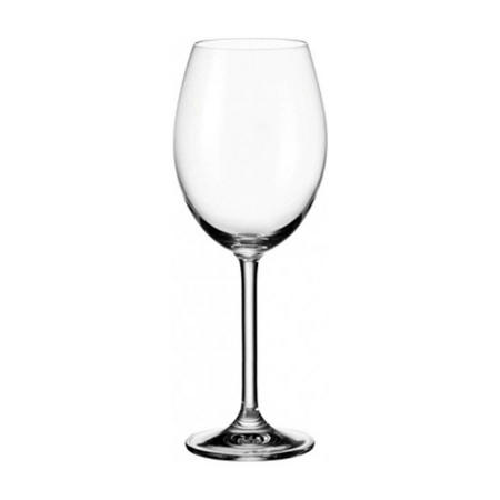 Pure Red Wine Glass Set Of 6