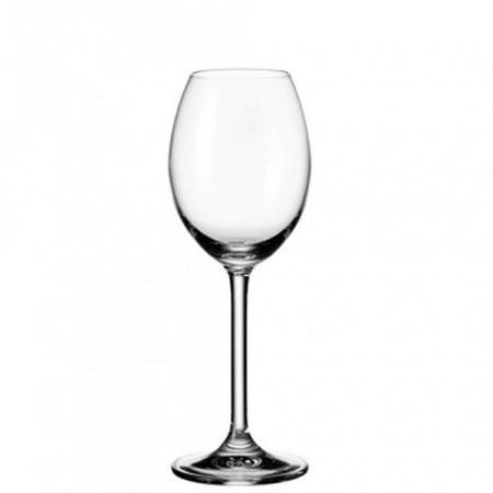 Pure White Wine Glass Set Of 6
