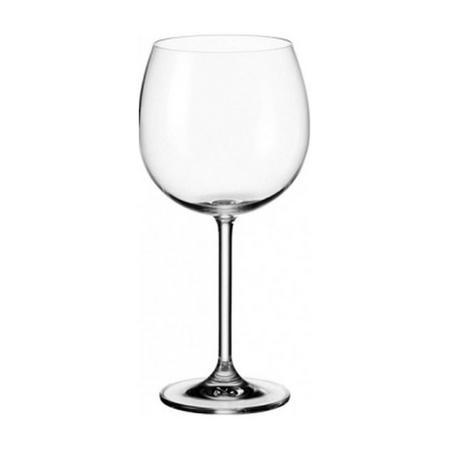 Pure Bordeaux Glass Set Of 6