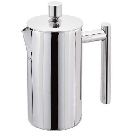 Cafetiere 2 Cup Stainless Steel