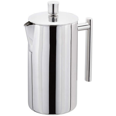 Cafetiere 8 Cup Stainless Steel