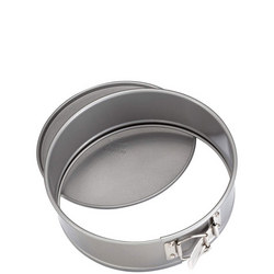 James Martin Cake Tin 20 Cm Round Grey