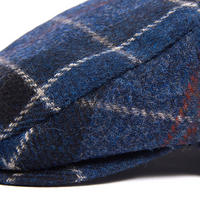 Moons Tweed Cap Multicolour
