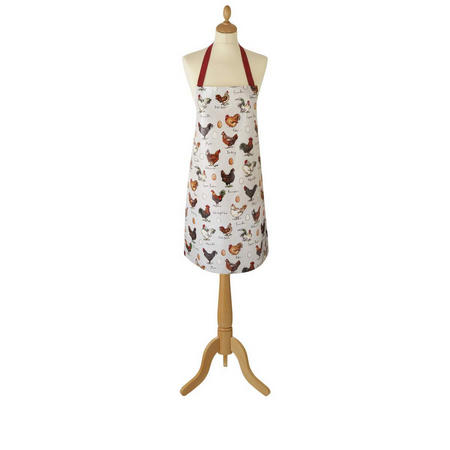 Chicken & Egg Apron PVC