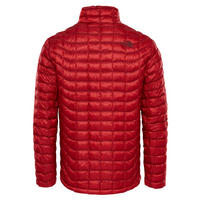 Full Zip Thermoball Jacket Red