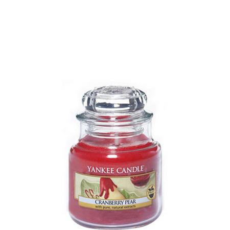 Cranberry Pear Jar Small
