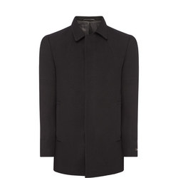 Lohman Tailored Coat Black