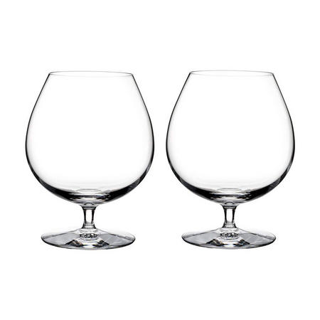 Elegance Brandy Glass Set Of 2