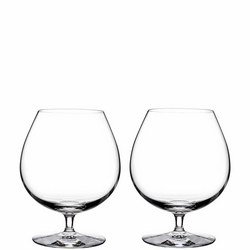 Elegance Brandy Glass Set Of 2