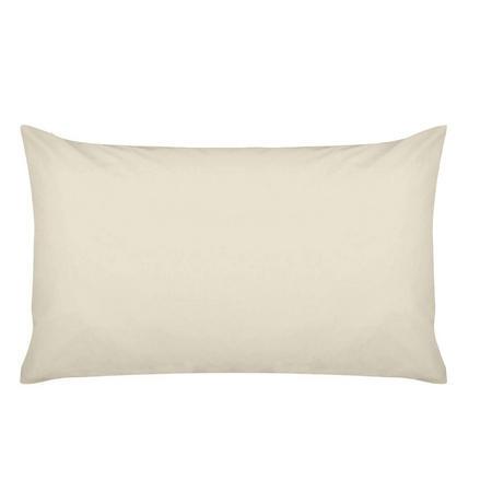 300 Thread Count Oxford Pillowcase Cream