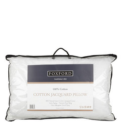 Cotton Jacquard Pillow