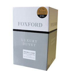 Luxury Hollowfibre 15 Tog Duvet