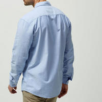 Oxford Long Sleeve Shirt Blue
