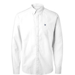 Oxford Long Sleeve Shirt White