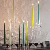 Tapered Candle White