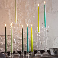 Tapered Candle Black