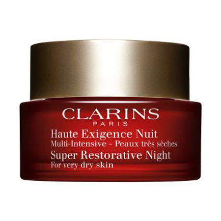 Super Restorative Night Cream for Dry Skin