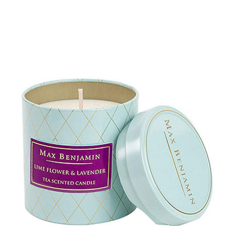 Tea Candle Collection Lime Flower & Lavender