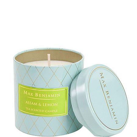 Tea Candle Collection Assam & Lemon