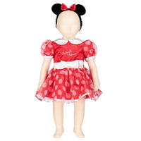 Minnie Mouse Costume Red