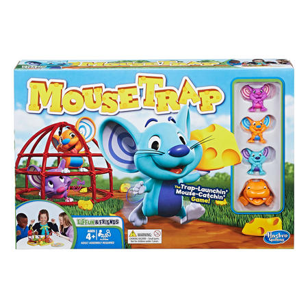 Elefun & Friends Mousetrap