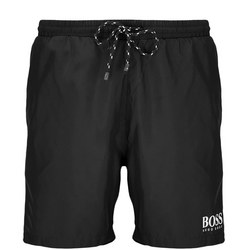 Starfish Swim Shorts Black