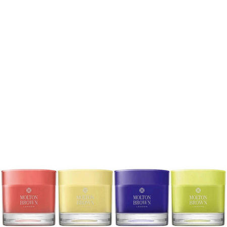Spiced Kindling Mini Candle Collection