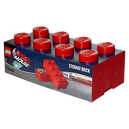 The Lego Movie Eight-Stud Storage Brick
