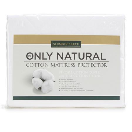 Pure Cotton Mattress Protector