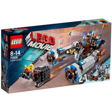 The Lego Movie Castle Cavalry