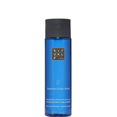 The Ritual of Samurai Cool Hair Strengthening Shampoo