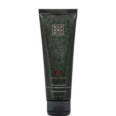 The Ritual of Samurai Face Scrub