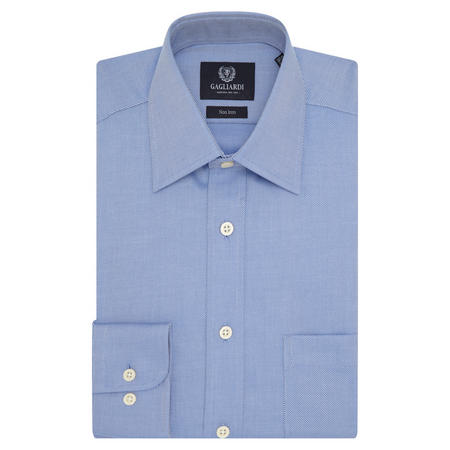 Long Sleeve Shirt Blue