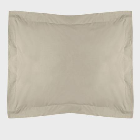 450 Thread Count Pima Cotton Square Pillowcase Natural