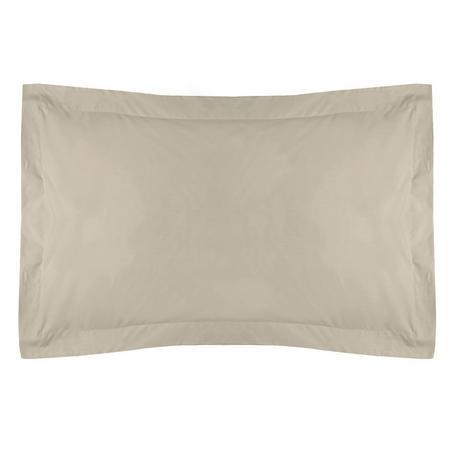 450 Thread Count Pima Cotton Oxford Pillowcase Natural
