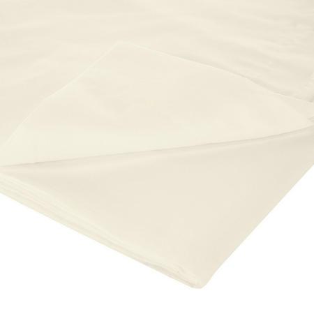 450 Thread Count Pima Cotton Flat Sheet Ivory