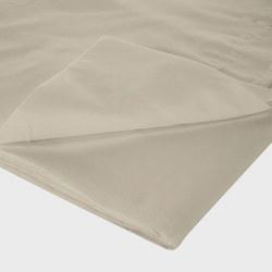 450 Thread Count Pima Cotton Flat Sheet Natural
