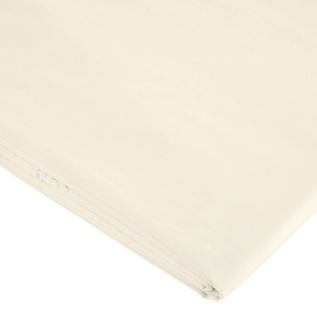450 Thread Count Pima Cotton Fitted Sheet Ivory