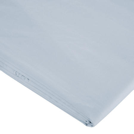 200 Thread Count Egyptian Fitted Sheet Light Blue