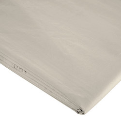 200 Thread Count Egyptian Fitted Sheet Light Grey