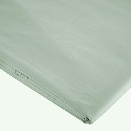 200 Thread Count Egyptian Fitted Sheet Lite Green