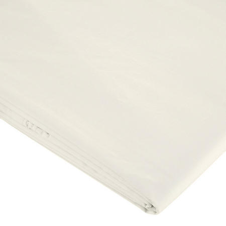 200 Thread Count Egyptian Cotton Fitted Sheet 18 Inch Deep Ivory