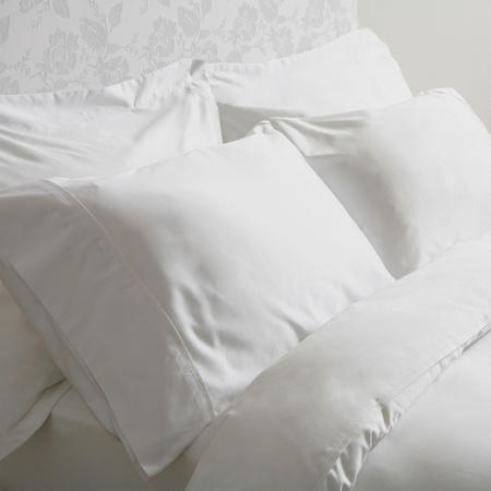 1000 Thread Count Duvet Cover White