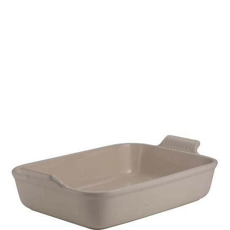 Rectangular Deep Dish 19cm