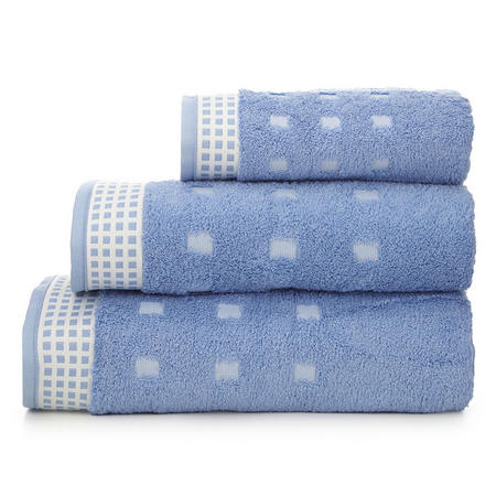 Country Towel Blue