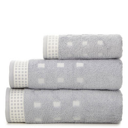 Country Towel Silver