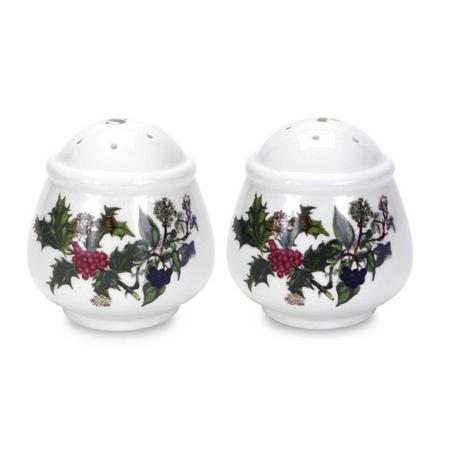The Holly And The Ivy Salt & Pepper Set
